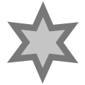 Hexagram Area